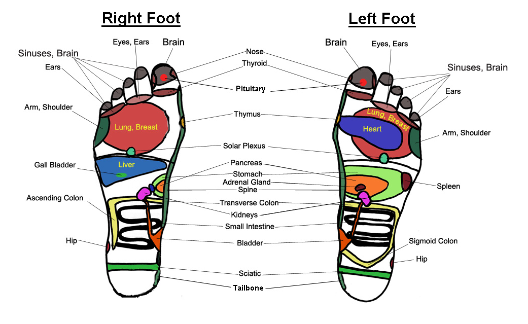 Reflexology-Feet